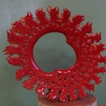 Medusa in rood 2