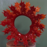 Medusa in rood 3