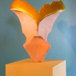 Vleugelvogel 5 (goud)