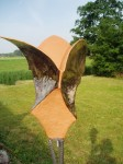 Driehoeksvogel goud
